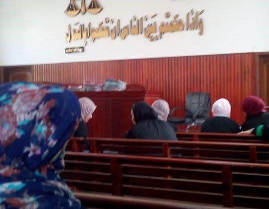 زيارة محكمة جنوب بنغازي